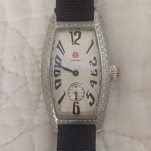 Michele coquette diamond watch original